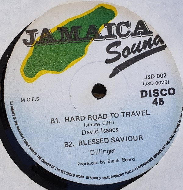 Delroy Wilson - Hard Road To Travel / Can