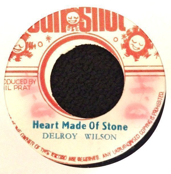 Delroy Wilson - Heart Made Of Stone