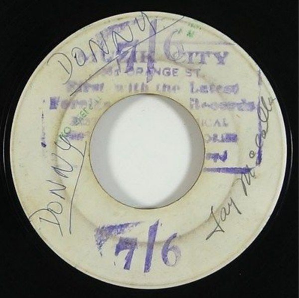 Delroy Wilson - Hold Me Tight / Feel Good All Over