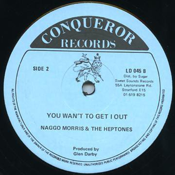Delroy Wilson - I Have Been In Love / You Want To Get I Out