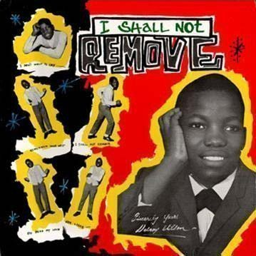 Delroy Wilson - I Shall Not Remove
