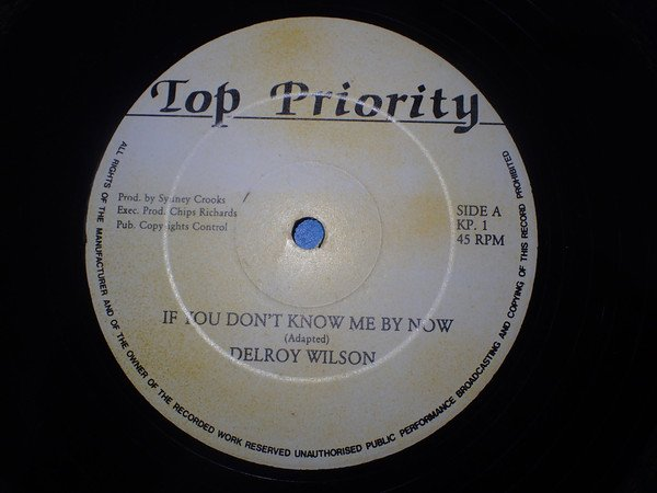 Delroy Wilson - If You Don
