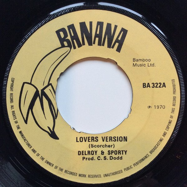 Delroy Wilson - Lovers Version / Having A Party