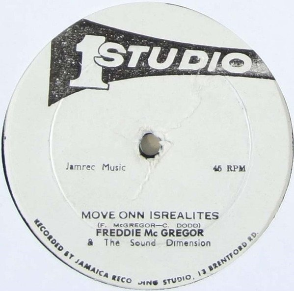 Delroy Wilson - Move Onn Isrealites / Give Love A Try