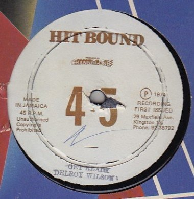 Delroy Wilson - My Time / Get Ready