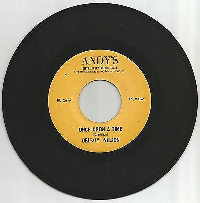Delroy Wilson - Once Upon A Time