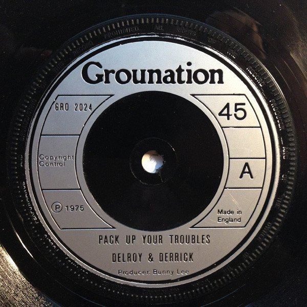 Delroy Wilson - Pack Up Your Troubles
