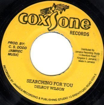 Delroy Wilson - Searching For You