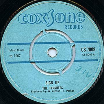 Delroy Wilson - Sign Up / Troubled Man