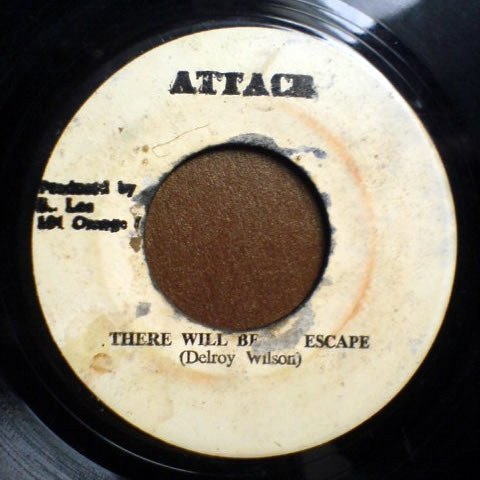 Delroy Wilson - There Will Be No Escape