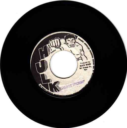 Delroy Wilson - There