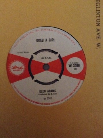 Delroy Wilson - This Heart Of Mine / Grab A Girl