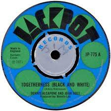 Delroy Wilson - Togetherness (Black And White) / Live Good