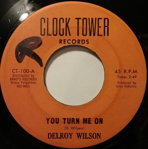 Delroy Wilson - You Turn Me On