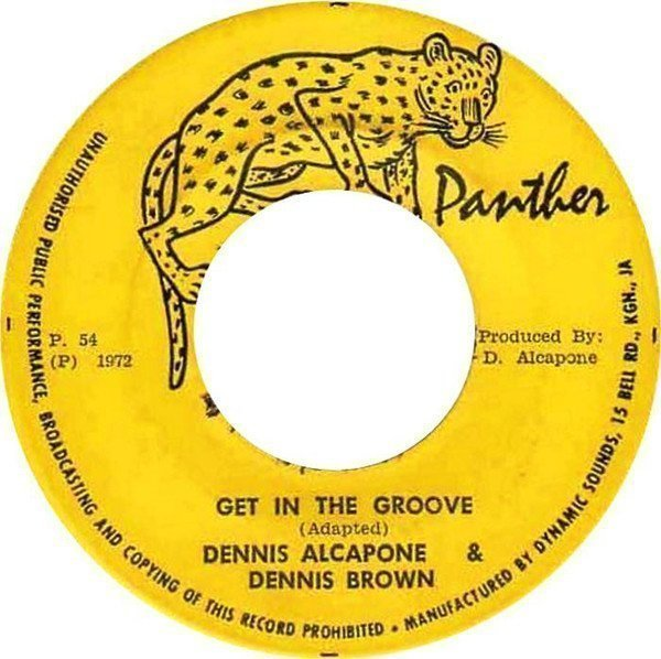 Dennis Alcapone - Get In The Groove