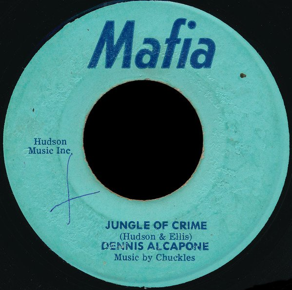 Dennis Alcapone - Jungle Of Crime / Light Of Day