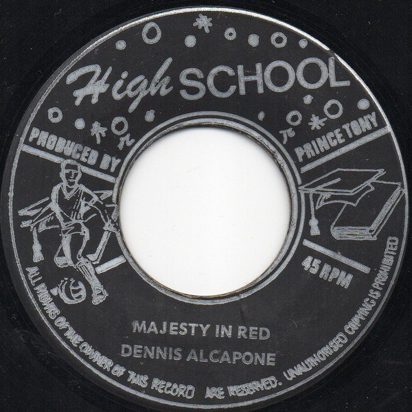 Dennis Alcapone - Majesty In Red