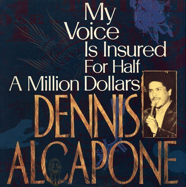 Dennis Alcapone - My Voice Is Insured For Half A Million Dollars