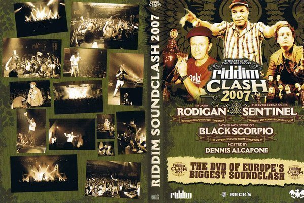 Dennis Alcapone - The Battle Of Generations Riddim Clash 2007