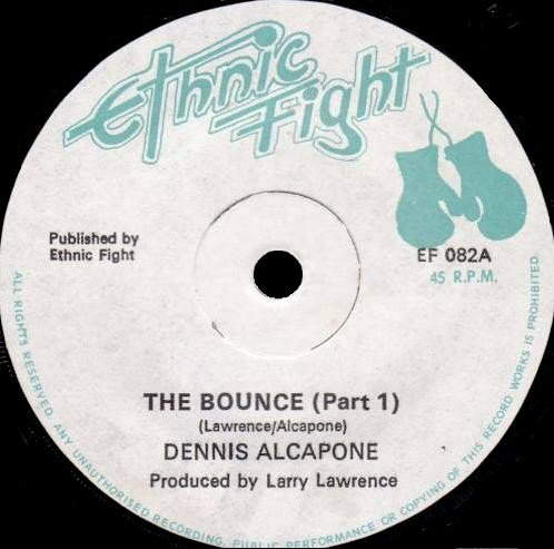 Dennis Alcapone - The Bounce