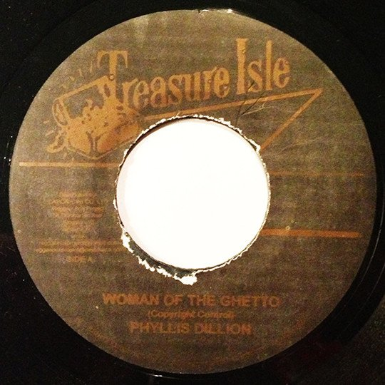 Dennis Alcapone - Woman Of The Ghetto / Funky Tang