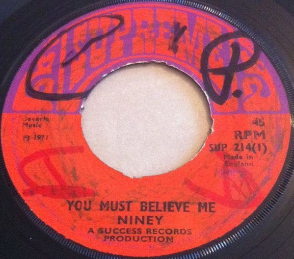 Dennis Alcapone - You Must Believe Me