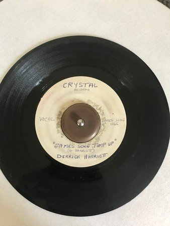 Derrick Harriott - Games Song Jump Up / Our Time Fe Celebrate