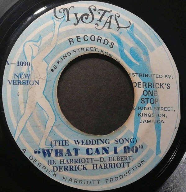 Derrick Harriott - What Can I Do / Close To Me