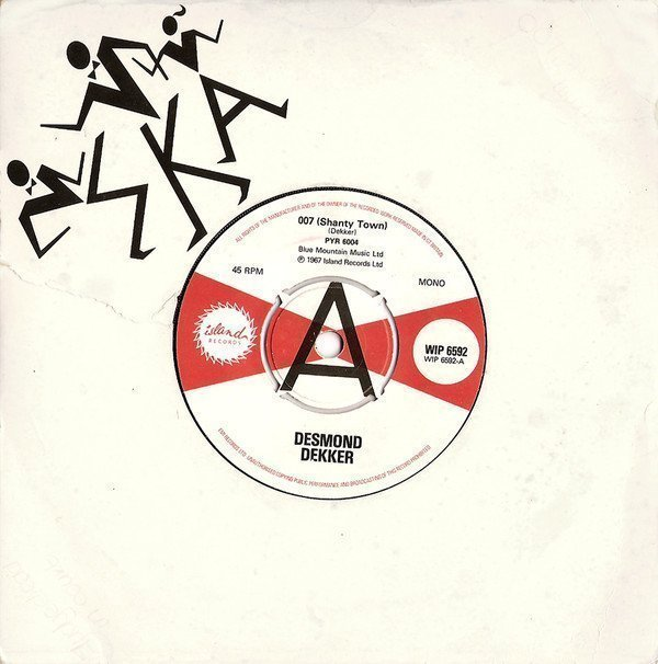 Derrick Morgan - 007 (Shanty Town) / Cool Collie / Judge Dread In Court