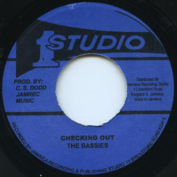 Derrick Morgan - Checking Out / Darling You Are Mine