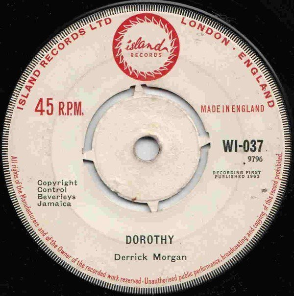 Derrick Morgan - Dorothy / Leave Her Alone