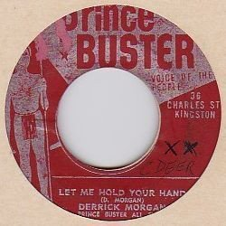 Derrick Morgan - Let Me Hold Your Hand