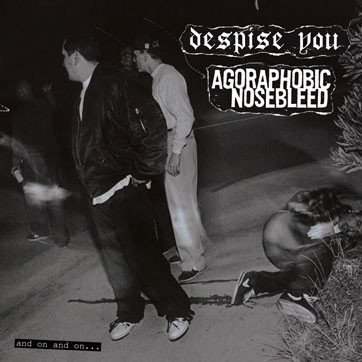 Despise You / Agoraphobic Nosebleed - And On And On...