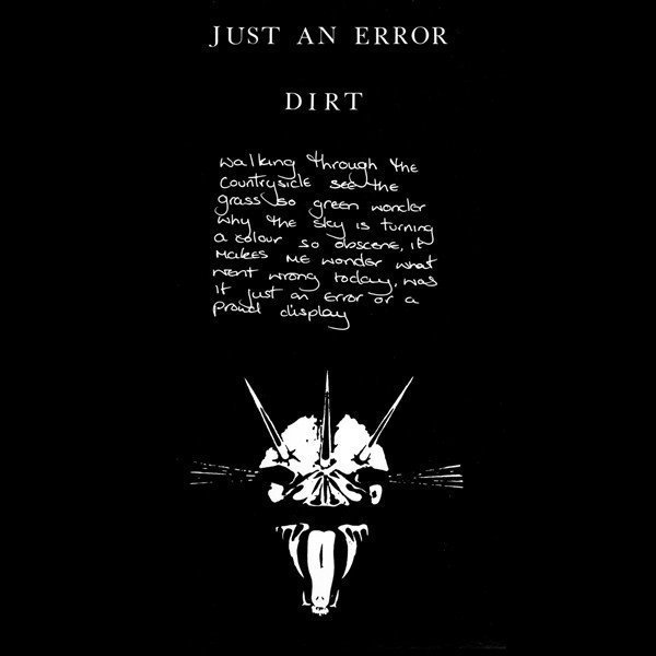 Dirt - Just An Error