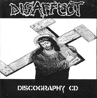 Disaffect - Discography CD