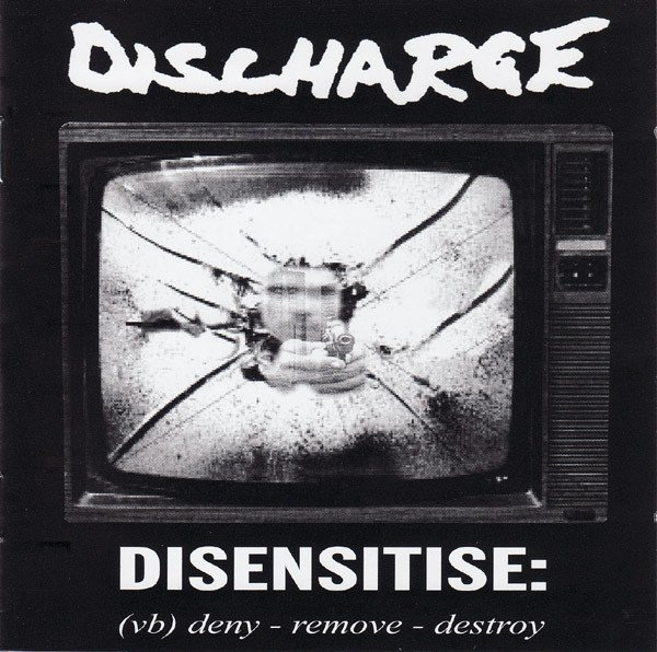 Discharge - Disensitise