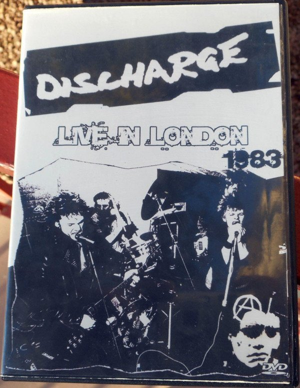 Discharge - Live In London 1983