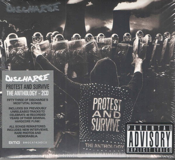 Discharge - Protest And Serve: The Anthology