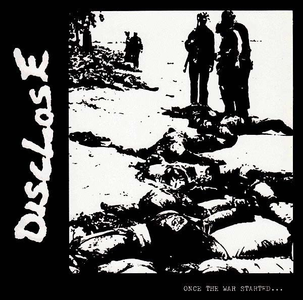 Disclose - Once The War Started...