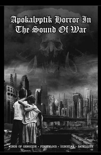 Diskelma - Apokalyptic Horror In The Sound Of War