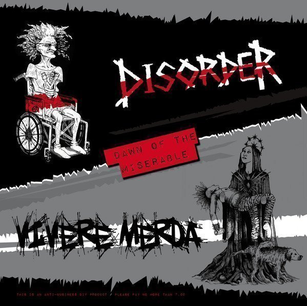 Disorder - Dawn Of The Miserable