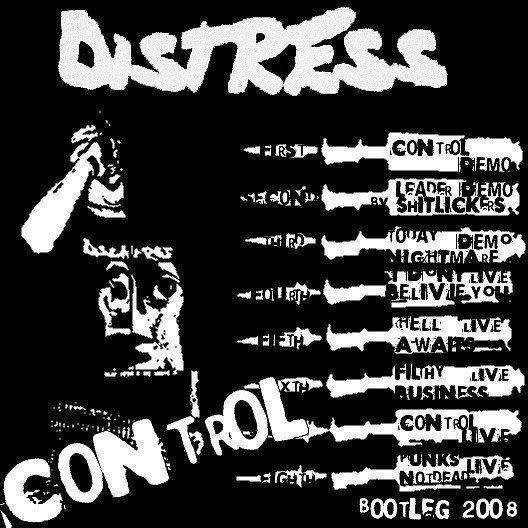Distress - Control Bootleg 2008