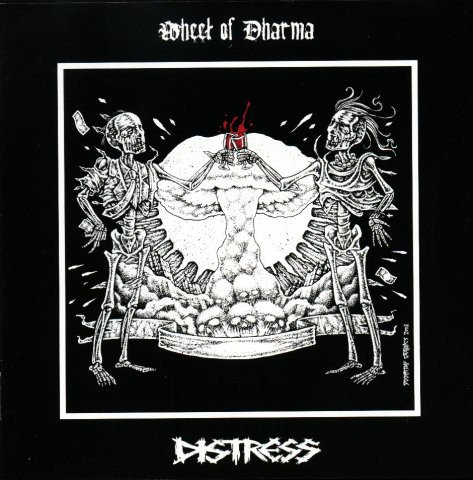 Distress - Distress / Wheel Of Dharma