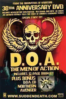 Doa - The Men Of Action