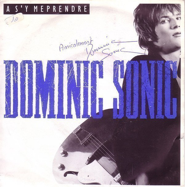 Dominic Sonic - A S