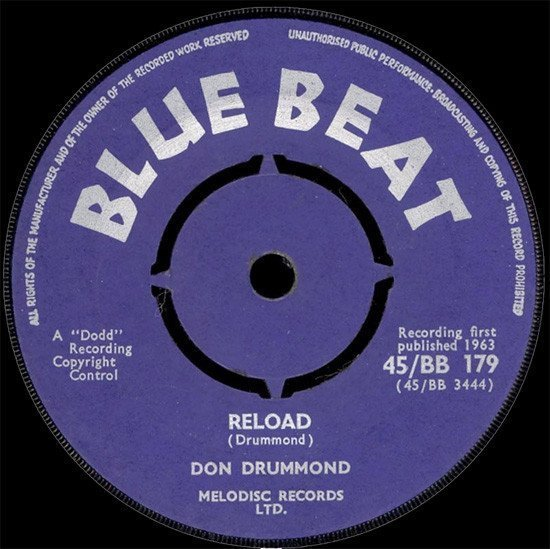 Don Drummond - Reload / Far East