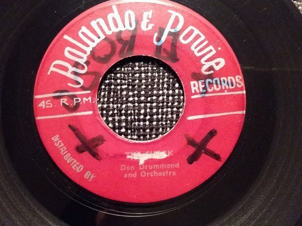 Don Drummond - The Shock / Tell Me You