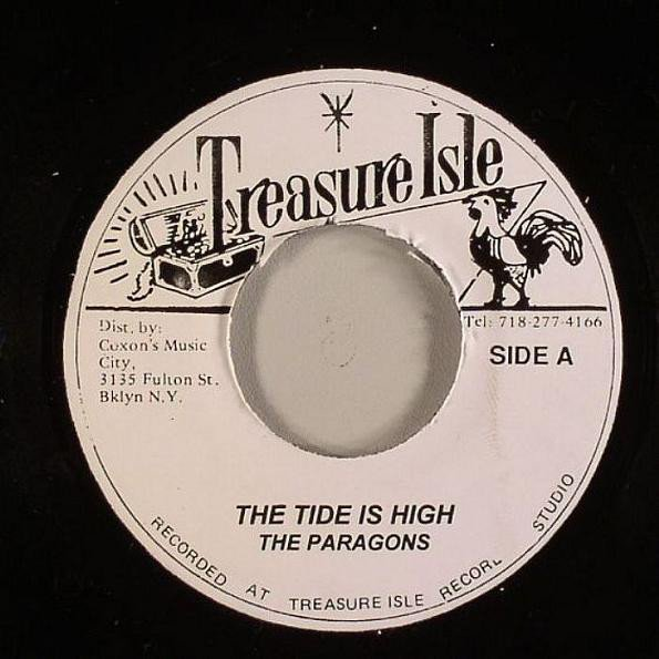 Don Drummond - The Tide Is High / Mescopopomia