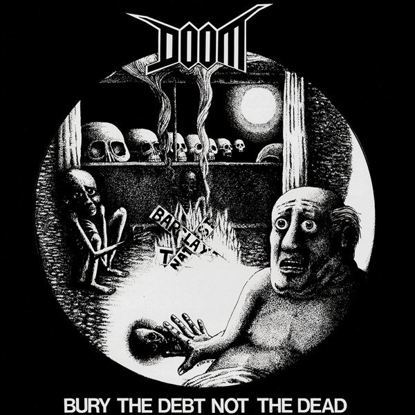 Doom / Hiatus - Bury The Debt Not The Dead / No Security