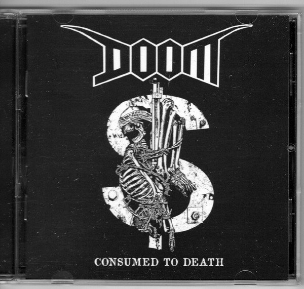 Doom / Hiatus - Consumed To Death / US Tour 2011 EP